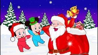 Mickey & Minnie Mouse с песней Jingle Bells! Популярные детские песни №3