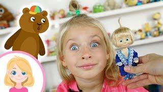 #СКАЗКА #ИГРА #ТРИМЕДВЕДЯ - Маленькая Вера - Равивающая сказка для детей малышей