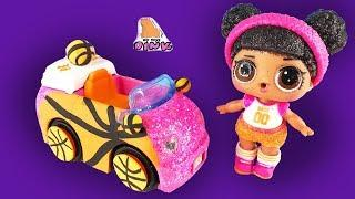 #Машинка для Куклы ЛОЛ Custom DIY! Car Toy for LOL Surprise Doll! #Мультики про Машинки