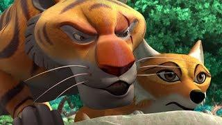 Маугли - Книга Джунглей -  Детская забава –развивающий мультфильм для детей HD