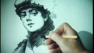 Портрет. Рисованный мультик | Золотая коллекция