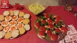 Идеи для детского стола. Детское меню. Новогоднее меню. Рецепты детских блюд.