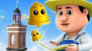 Farmees Russia   Апельсины и лимоны   русский мультфильмы для детей   Oranges And Lemons Rhyme