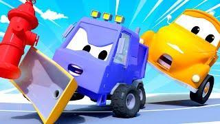 Эвакуатор Том - Рассеянный водитель - Автомобильный Город