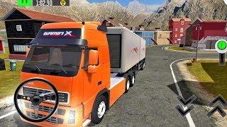 Driving Island Delivery Quest #5 - Truck Game Android gameplay