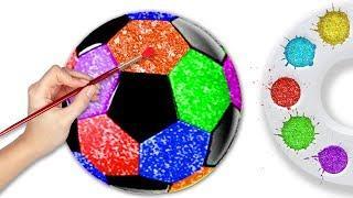 Цветные Мячики   Развивающие детские видео   Учим цвета