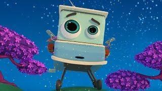 Домики - Сборник серий - все серии сразу -  Обучающий мультфильм для детей