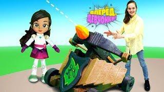 Видео для детей. Игры для девочек: Принцесса Нелла и королевство