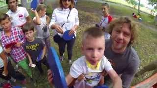 Детский день рождения Софьи. Детский праздник с аниматорами в пикник-парке Event в Воронеже