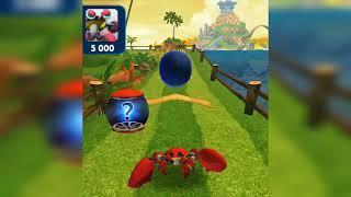 Sonic Dash - Мультик игровой - Сонник