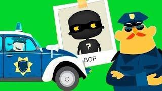 Мультфильмы про машинки и полицейский участок! Новый развивающий мультик