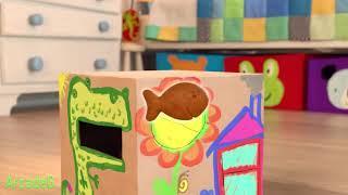 Котик Детский мультик  Залипушные мультфильмы для малышей, включи малышу и отдохни