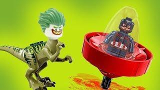 КАК ВЫМАНИТЬ КРУЖИТЦУ? Капитан Америка против Железного человека! Лего мультики 2018