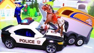 Мультфильмы с игрушками – Лошадка! Развивающие мультики для детей 2019