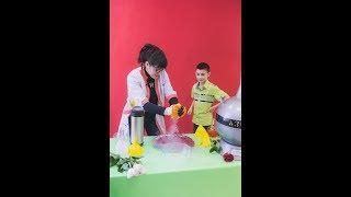 КРИО-ШОУ | Научное шоу профессора Стекляшкиной | День рождения в научном стиле | Курган