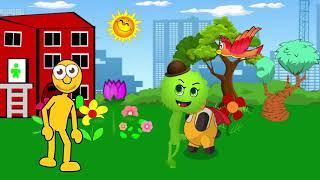 Mini Cartoon Series 1256 - Детские Мультфильмы