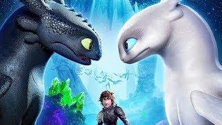 Новый Мультик Как Приручить Дракона 3D Disney HD  Мультики для детей  Лучшие мультики  2019