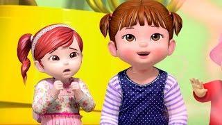 Великан Хлоя - Консуни мультик (серия 39) - Мультфильмы для девочек - Kids Videos