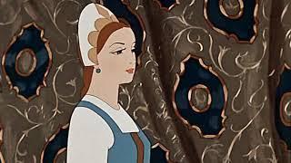 Сказка о мертвой царевне и семи богатырях. Советские мультфильмы для детей и малышей.