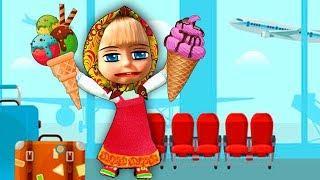 Сборник Мультиков про Машу Новые серии Cartoon for kids Masha