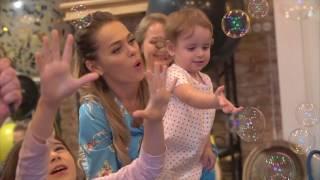 Детский праздник Большая Стройка с аниматорами в Москве для сына Анны Михайловской, Анна Хилькевич