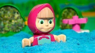 Маша и Медведь мультики с игрушками Обида! Детские видео и мультфильмы для детей #новые серии 2017
