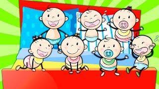 Детские песенки - Сборник Новых Серии - Мультфильмы для Детей #16