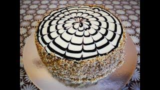 Торт РАФАЭЛЛО Рецепт Очень НЕЖНОГО и ВКУСНОГО тортика Кокосовый торт Рецепт КОКОСОВОГО крема Рецепт