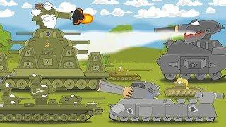 Битва за источник-2часть Мультики про танки