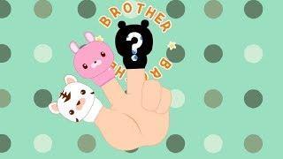 Детские песенки - Семья пальчиков - теремок тв: песенки для детей (nursery rhyme) -  Baeko