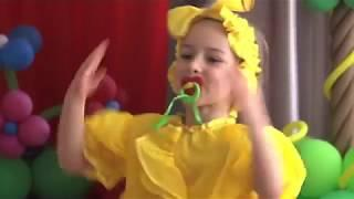 Выпускной бал в детском саду - 2018. Видео бутик