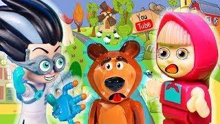 Мультики с игрушками для детей ПРО МАШУ - обучающие мультфильмы для малышей 2018