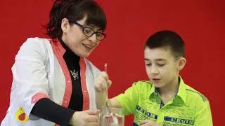 Невидимая вода | Научное шоу профессора Стекляшикиной | День рождения в научном стиле | Курган