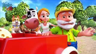 Джонни Джонни Да Папа - Игра для детей - Мультфильмы для детей - Детские детские песни  N 113