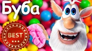 Буба - Лучшие серии подряд от KEDOO Мультфильмы для детей