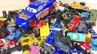 100+ Много Машинок Дисней Тачки Игрушки Видео для Детей Мультики про Машинки