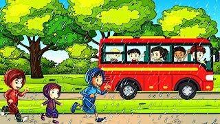 Детские песенки - Сборник Новых Серии - Мультфильмы для Детей #69