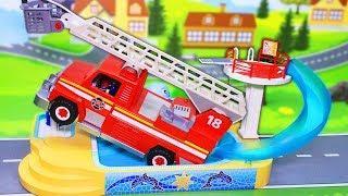 Мультики с игрушками для детей. Польза воды. Развивающие мультфильмы новые серии