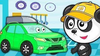Мультики про Машинки – Кроссовер SUV (Новая Серия) – Развивающий Мультфильм для детей
