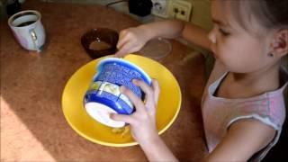Готовим пирожное Тирамису с детьми. Детские рецепты.