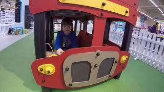 Колеса На Автобусе   Забавная Детская Площадка Для Детей И Детские Песенки Для Детей И Младенцев