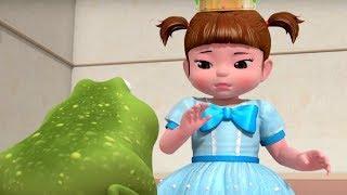 Консуни и ее друзья – Тренировка для принцессы –  Серия 14 - мультики для детей