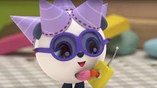 Малышарики - новые серии - Герой (140 серия) Развивающие мультики для самых маленьких