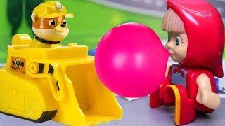 Мультики для малышей. Про щенков. Мультфильмы с игрушками развивающие