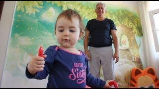 VLOG Алиса играет в детской. Книги МИФ. Скоро лотерея