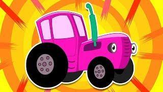 Раскраска. ТАЧКИ. Учим цвета. Развивающее видео для детей. Learn Colors for Kids Children