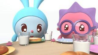 Малышарики - новые серии - Малинки (126 серия) Развивающие мультики для самых маленьких