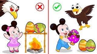 Микки и Минни Маус ★ Детские песни ★ Развивающие мультфильмы для детей # 4
