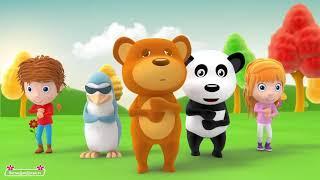 Мыши Водят Хоровод!   Песенки Для Детей   Сборник Детских Песен,мультфильмы для самых маленьких!