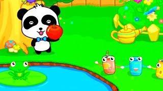 Мультики Малыш Панда. Делаем Развивающие Мультфильмы для детей. Поделки из разных отходов.